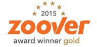 Zoover 2015 GOLD 1